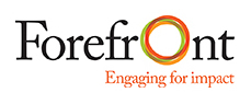 forefront-color-tagline